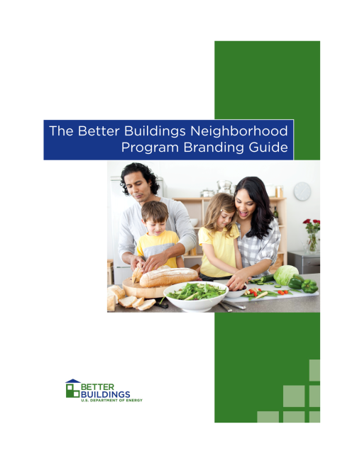 Better Buildings Neighborhood Program Branding Guide